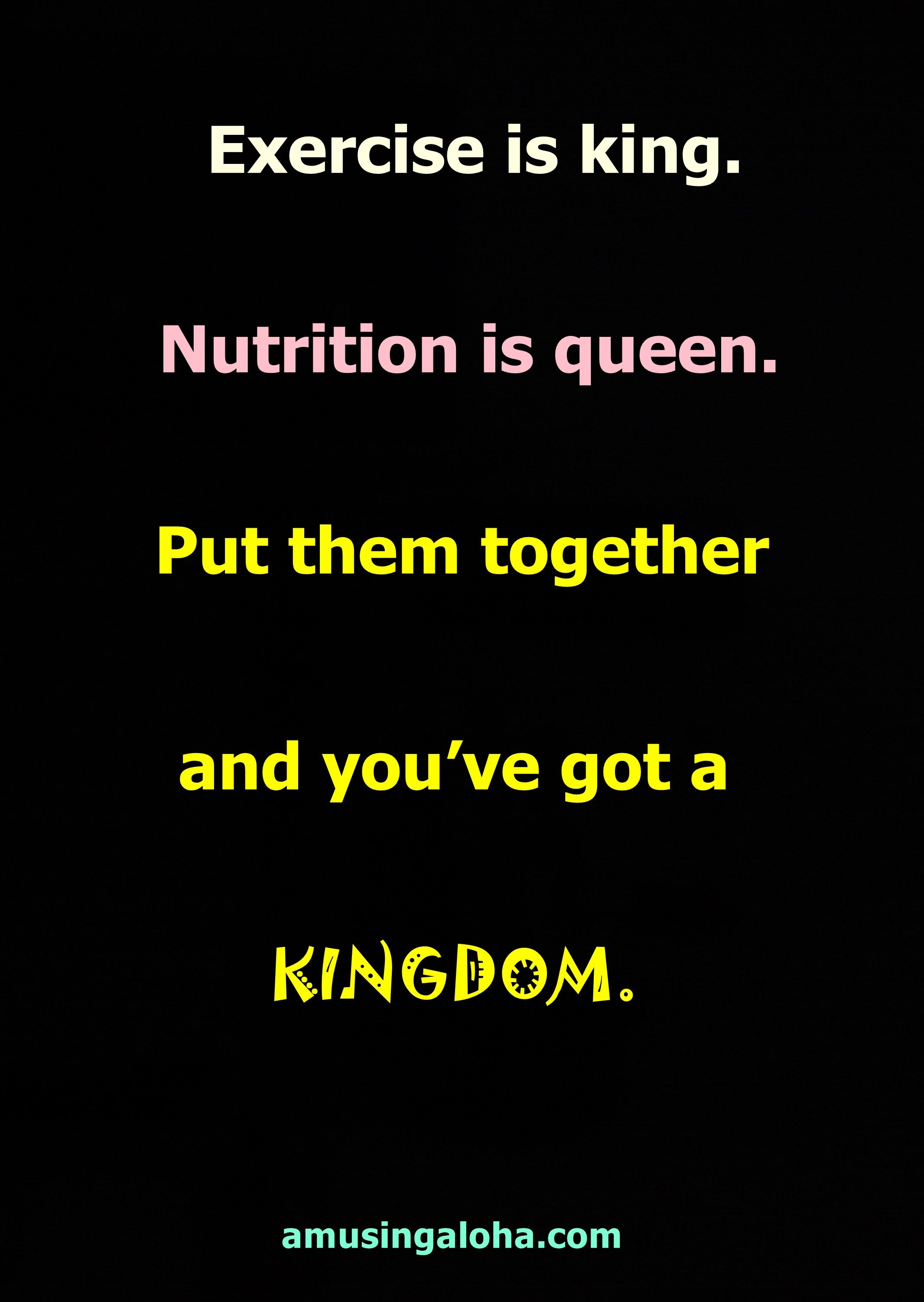 Kingdom Fitness Quotes Motivation Amusing