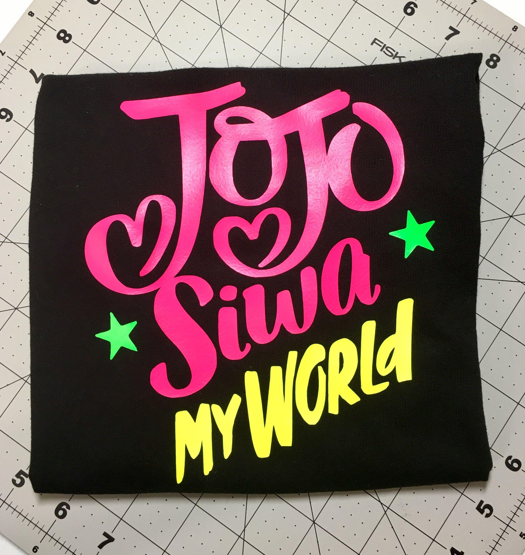 Jojo Siwa shirt 💖💚💛 | My Hobby in 2019 | Jojo siwa shirts