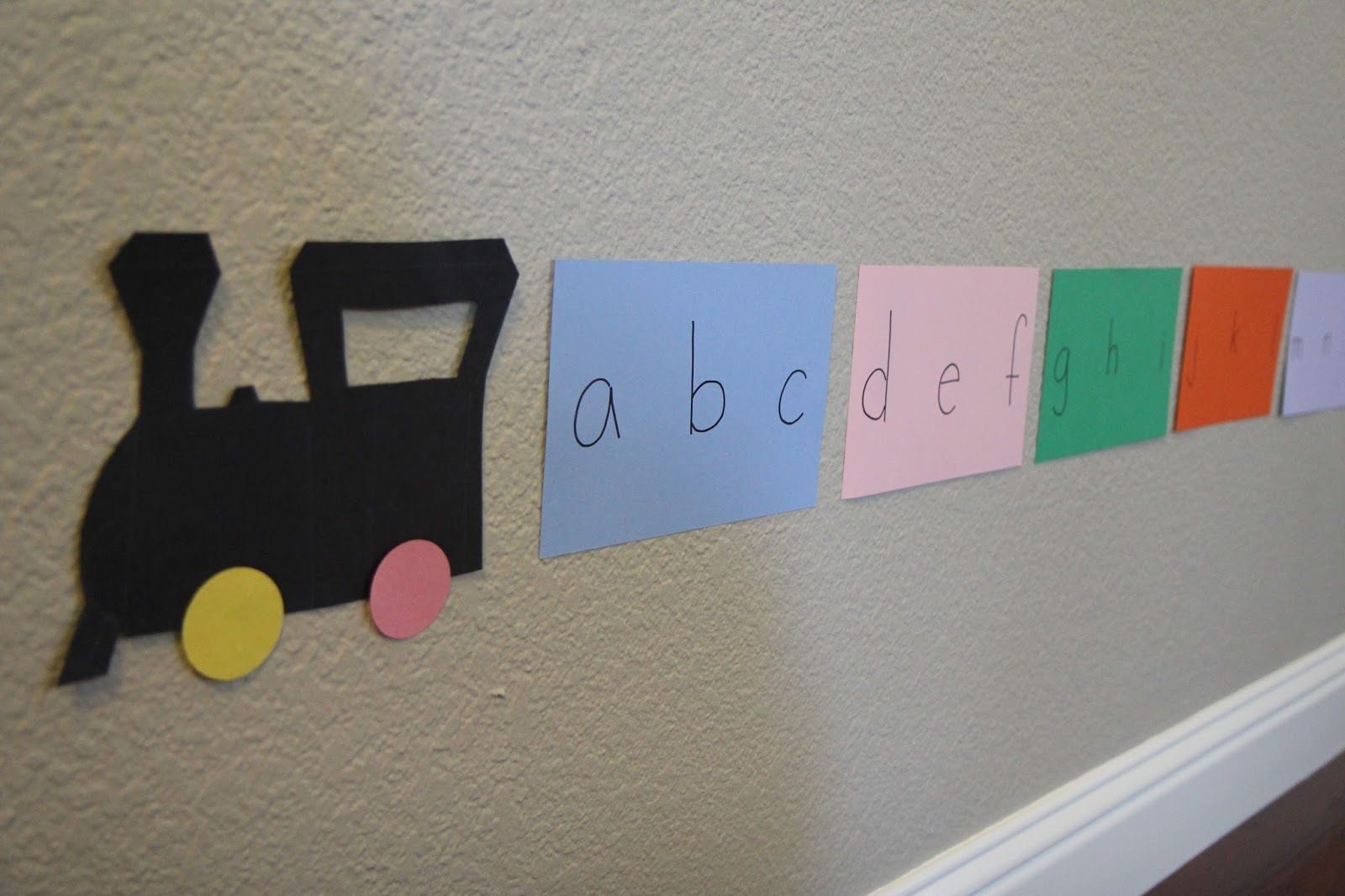 Photo of Alphabet Train Matching Activity for Kids {Donald Crews Virtual Book Club Blog Hop} – Toddler Approved