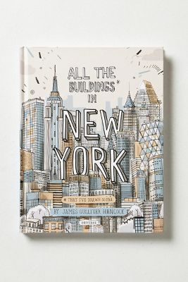 All the Buildings in New York #read #books
