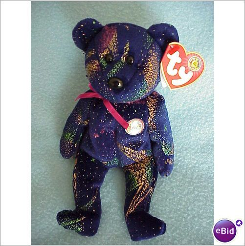 beanie babies bears -