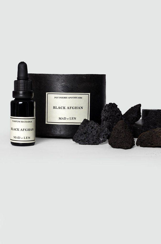 Mad Et Len Pot Pourri D Apothicaire Black Afghan Lilien