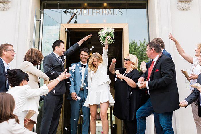 Franzi und Dominik  Standesamtliche Hochzeit in Berlin