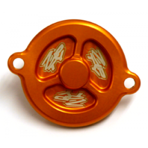 ZipTy KTM 690 Magnetic Oil Filter Cover