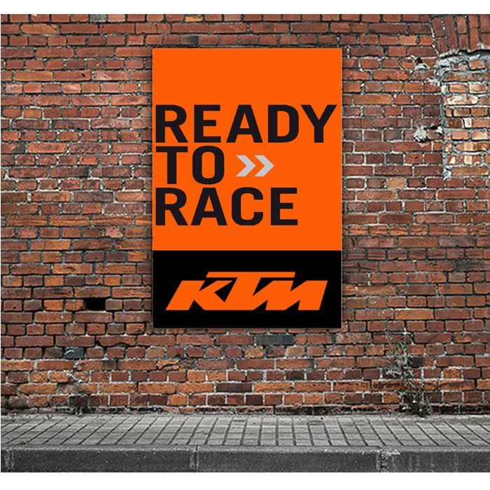 Ktm Ready To Race 2 Artwork Posters Artwork Poster Prints Poster