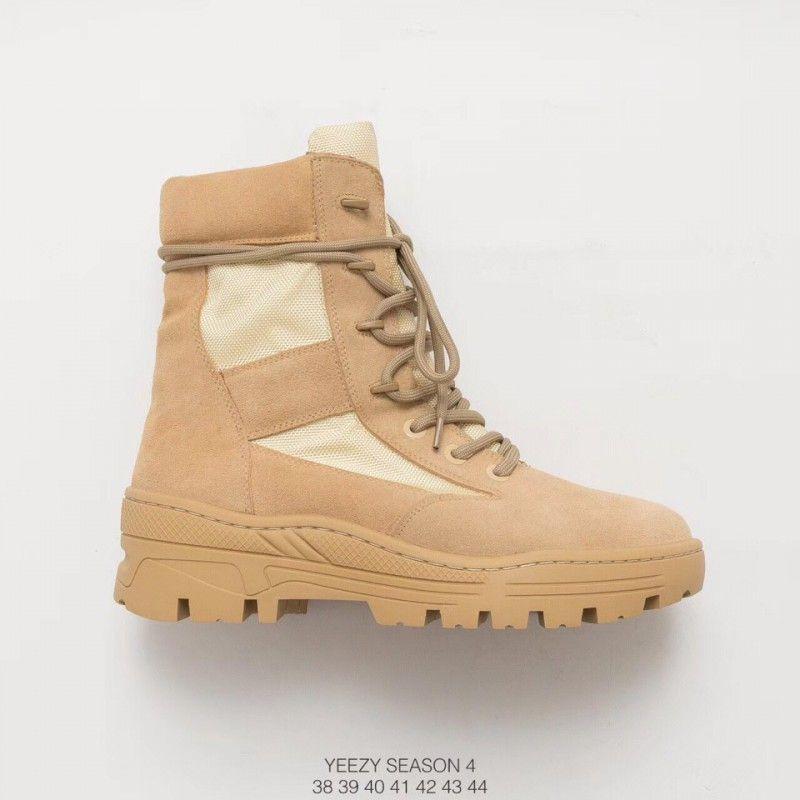 grua Fondo verde Pasivo  $85.07 Adidas Yeezy Season 4 Calabasas,Yeezy Season 4 Combat Boot Kanye West  Tall Boot KM3605115-0009 Highlights Personality … | Combat boots, Boots,  Yeezy season 4