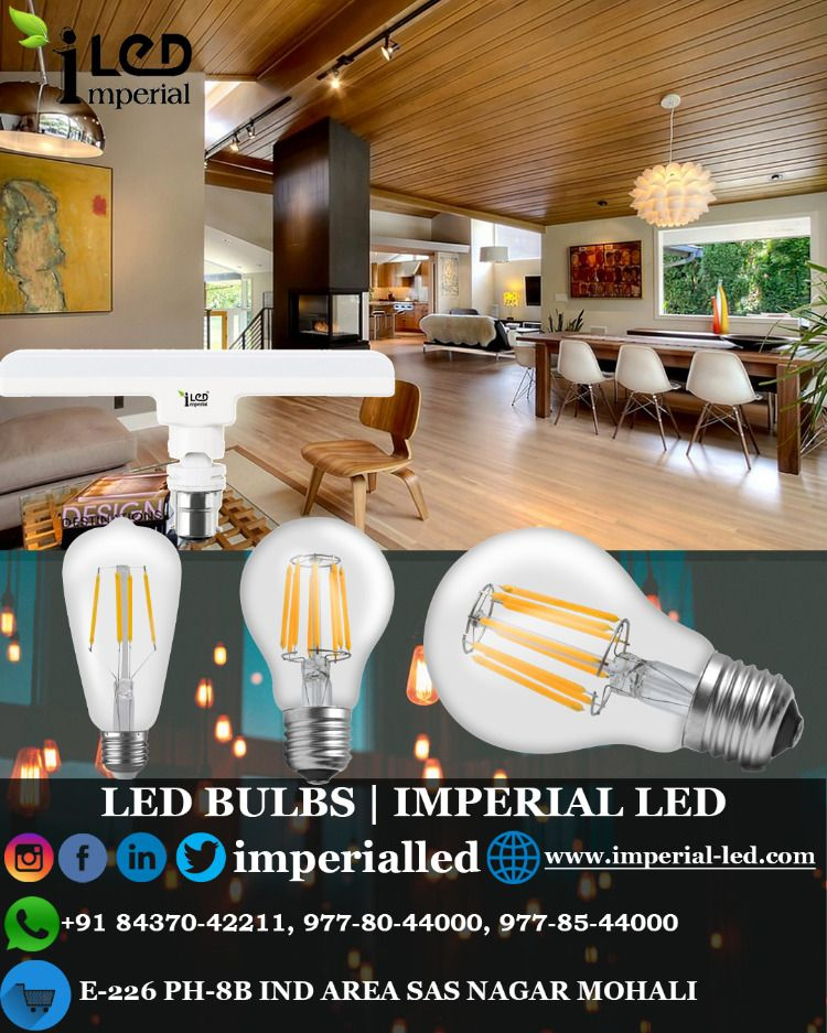 LED Bulbs  Imperialled