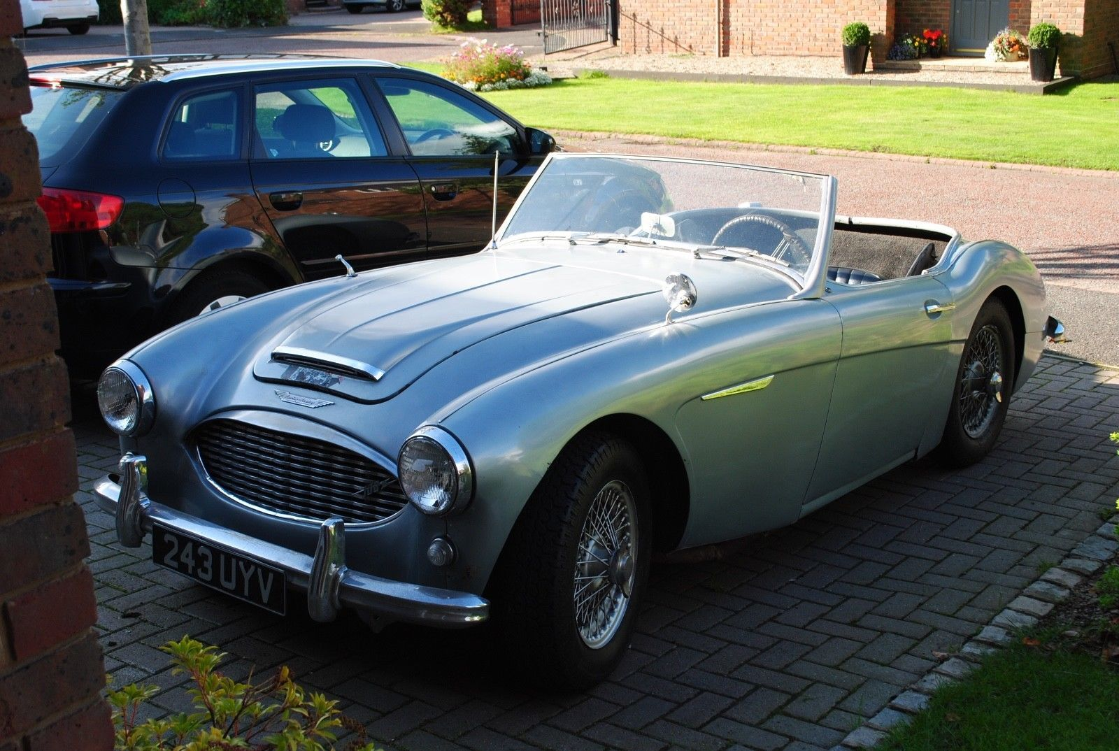 Ebay 1957 Austin Healey 100 6 Matching Numbers Pre1960s Cars