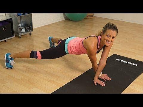 Breast Enhancing Workout   Natural Lift Exercises   POPSUGAR Training Club