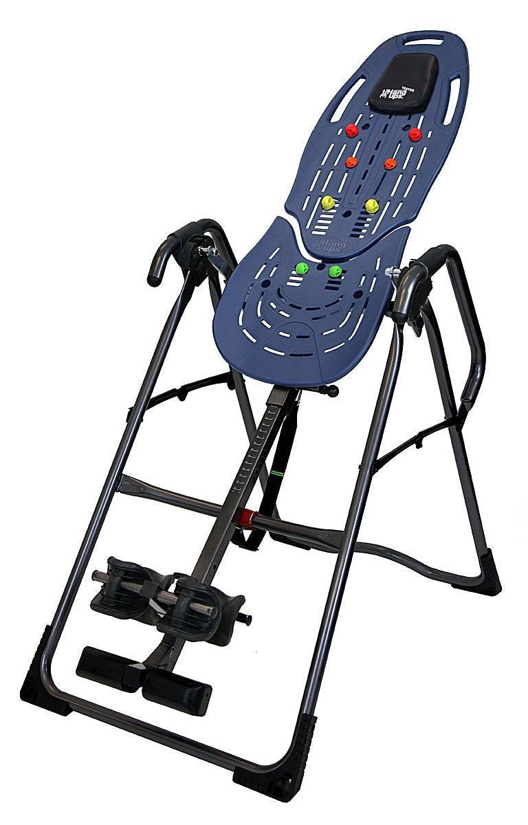 Teeter Hang Ups Ep 860 Inversion Table With Flexible Comfortrak