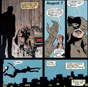 Batman Year One Book