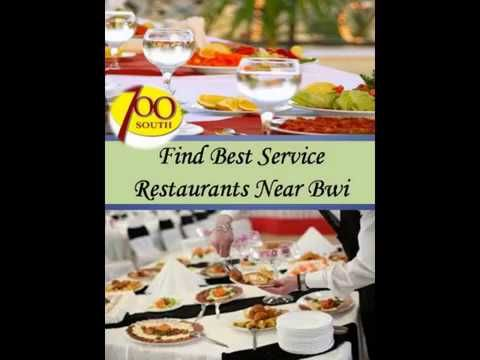 Here You Can Find Best Service Restaurants Near Bwi We Provide Professional Food Services As Have Good Chefs Who Churn Out Sumptuous Cuisin