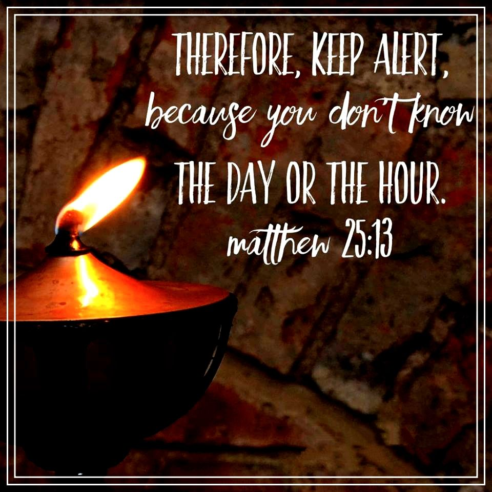 John 25:13 | Gospel of john, Matthew 25, Food