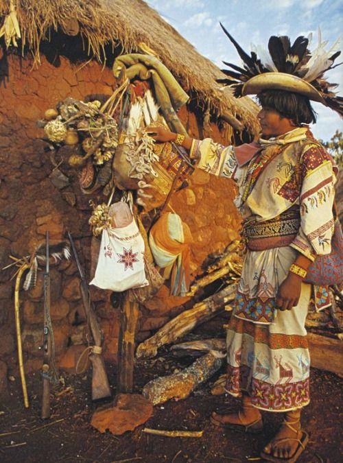 Huichol people, google search