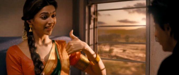 Deepika Padukone | Chennai Express | Picture 338062 ...
