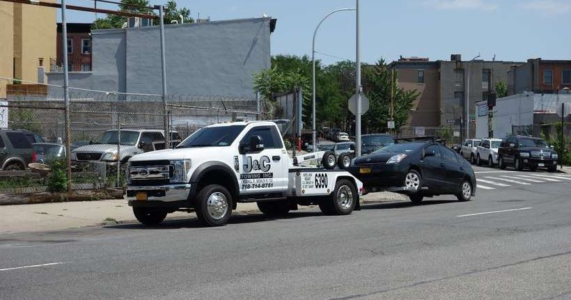 Towing Company in New York Towing company, Towing