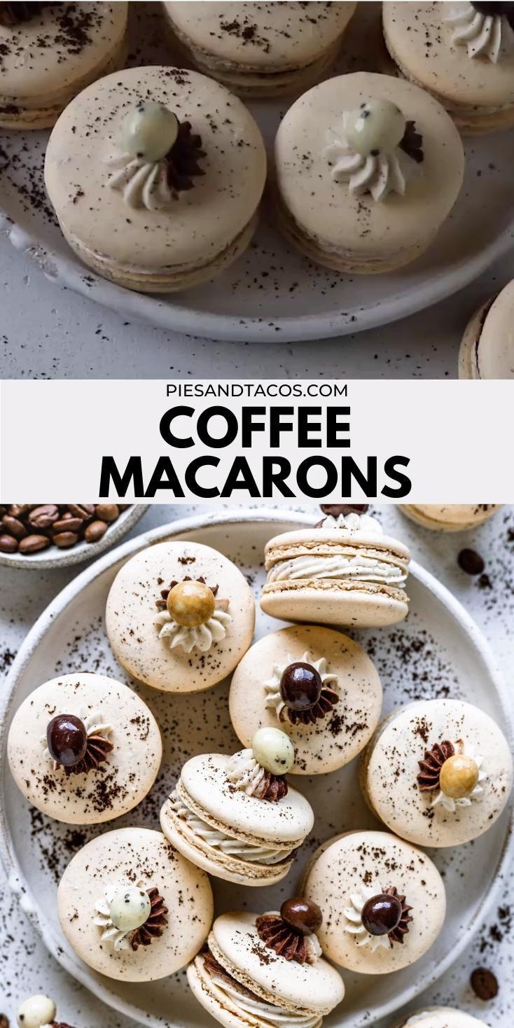 Photo of Coffee Macarons