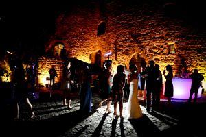 First Dance to Castello di Rosciano