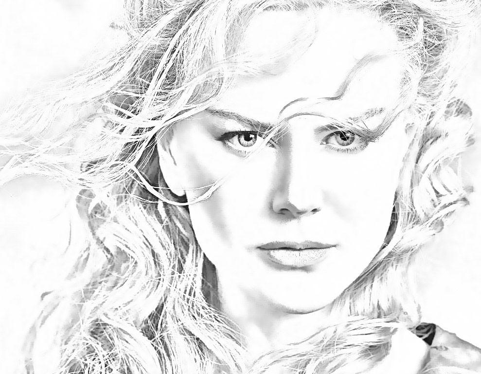 Transformar Una Fotografia En Dibujo Con Photoshop Tutoriales Photoshop Photoshop Transformar Fotos En Dibujos