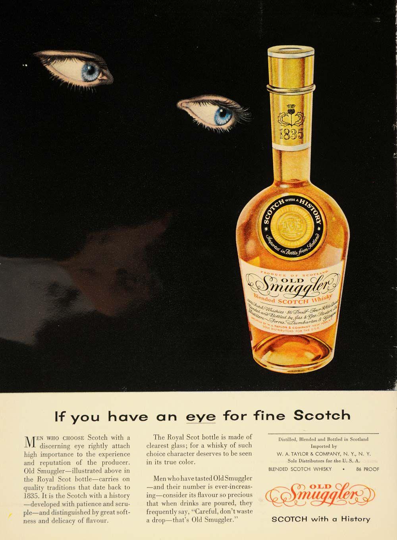 Pin on Whisky Post War through The Mad Men Era