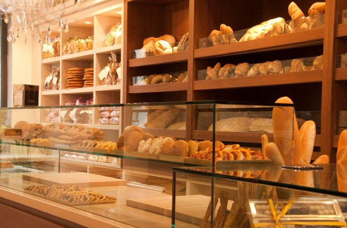 Bakery Shop Design Interior Italian