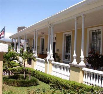 Hotel Britannia San Jose Barrio Amon Costa Rica