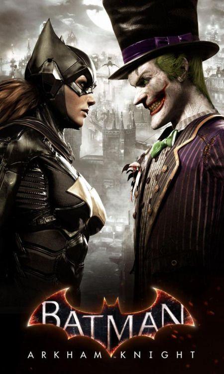 Batgirl A Matter Of Family Arkham Knight Dlc Poster Batman Arkham Knight Batman Arkham Knight