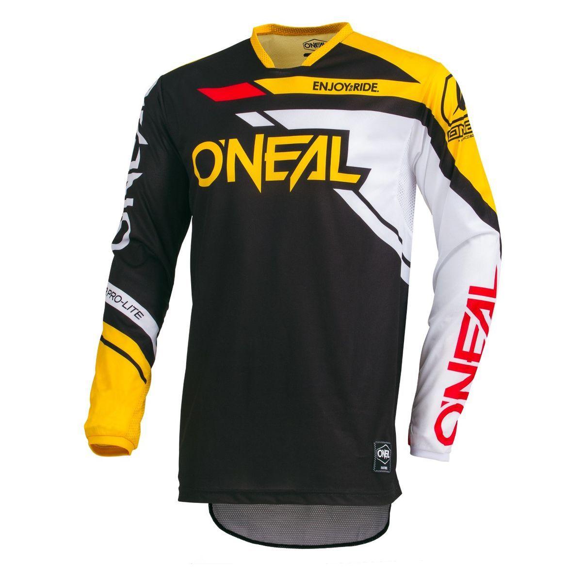 Download O Neal Hardwear Flow True Rizer Jersey Md 20 11 00 Off Revzilla Jersey Design Formal Mens Fashion Jersey