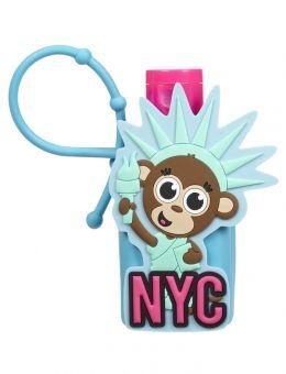 Nyc Monkey Anti Bac Desinfectante De Manos Cuadros Faciles De
