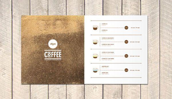 cafe menu design thevillas co