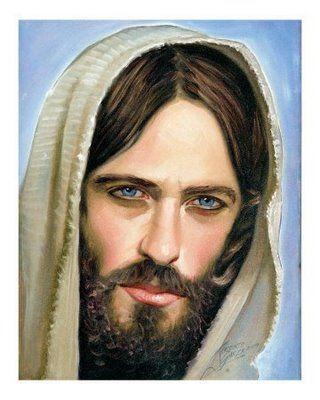 Fotos De Jesus Cristo Sorrindo Com Frases Pesquisa Google óleo