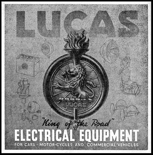 Lucas Electrics | Flickr - Photo Sharing!