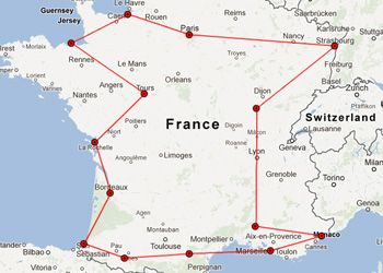 Discover France In 2020 France Tours France France Map