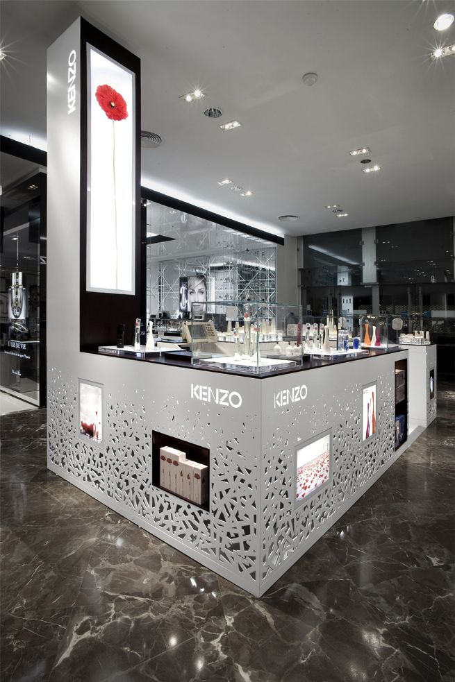 Store In 2019Design Kenzo Parfums Interiors K1lFJc