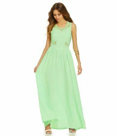 G mint dress