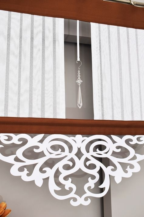 Hit Panel Toscania Z Azurem Krysztal 50 60 70 6821482073 Oficjalne Archiwum Allegro Curtains Decor Curtain Patterns