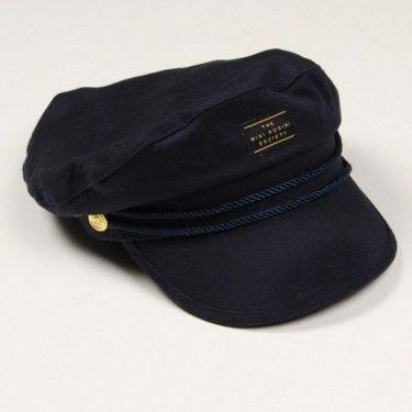 Mini Rodini Captains Hat Baby Hats Baby Sun Hat Cool