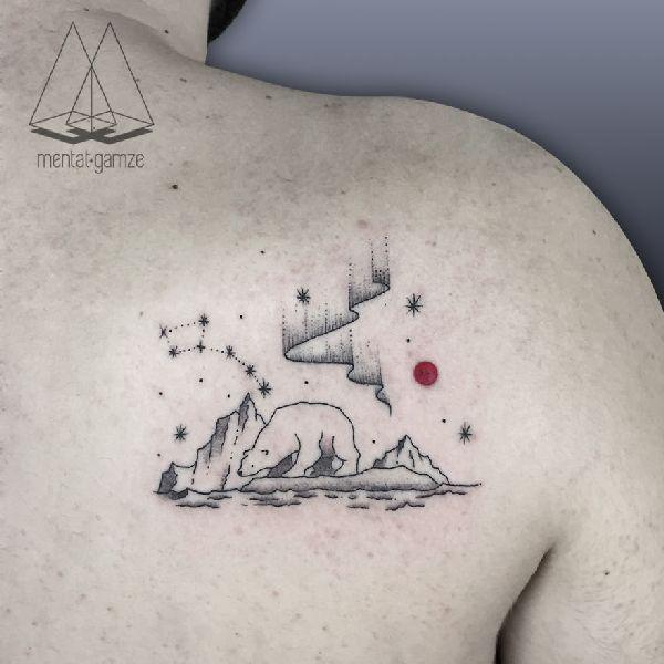 The Red Dots Mit Mentat Gamze Punktchentattoos Bar Tattoos Und Zauber Tattoo
