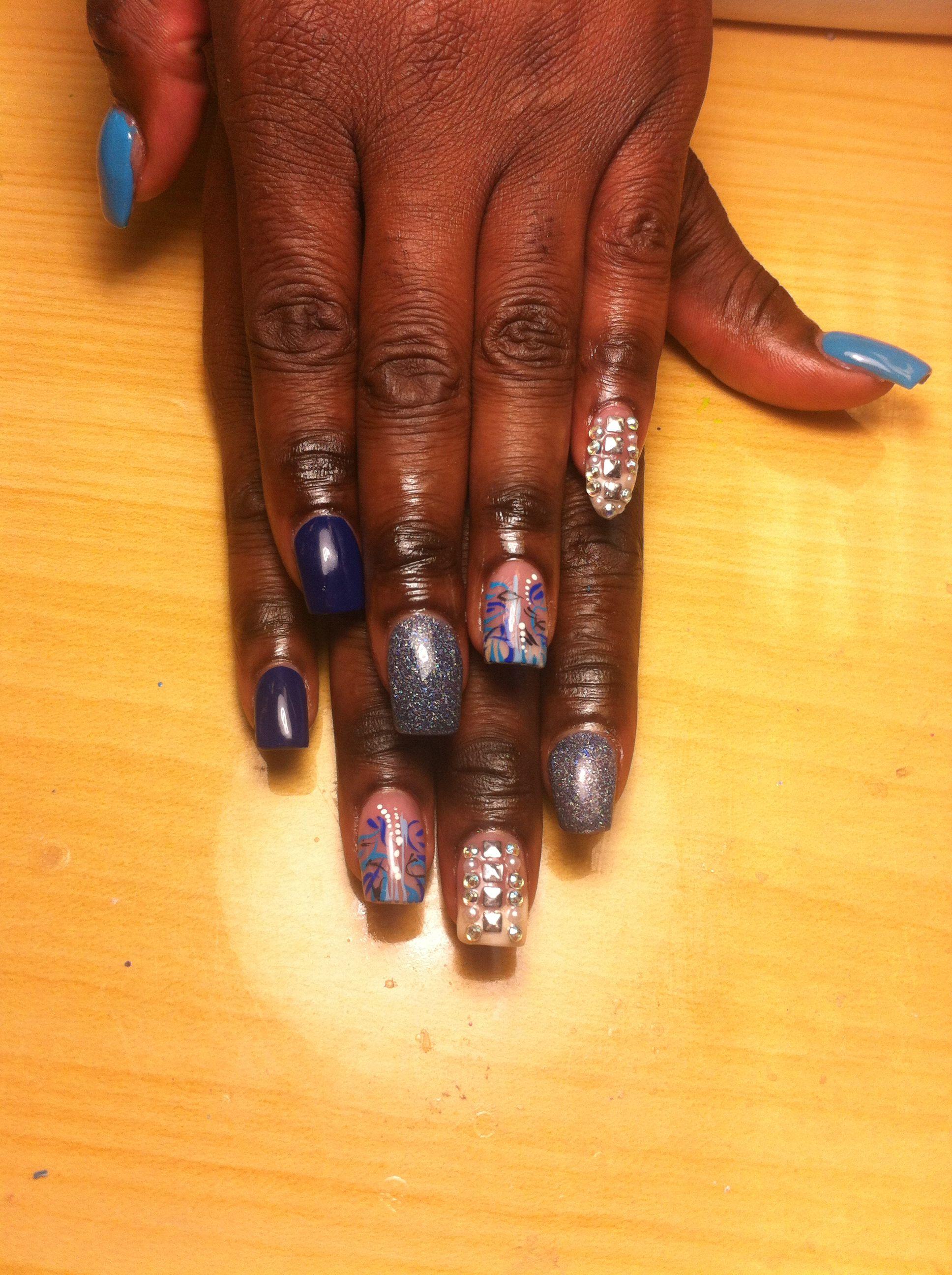 Funky Detroit Nail Art Images - Nail Art Design Ideas ...