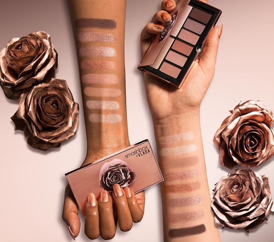 The perfect travel size palette. Plus the shades are