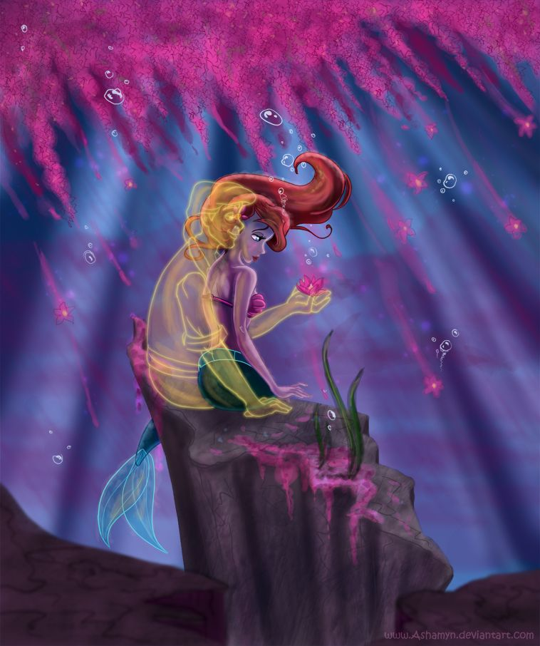 Ariel and Eric ariel and eric Fan Art Disney My Childhood