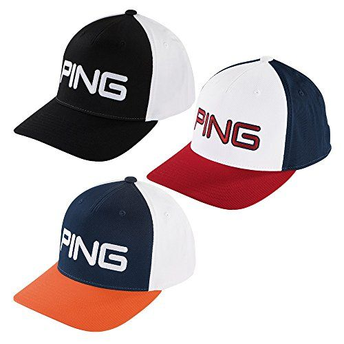 d1e366b4939 Ping Golf- Structured Adjustable Cap