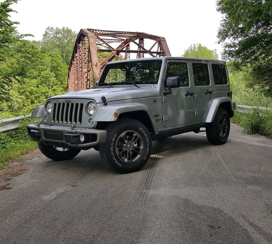 This week s review vehicle is the 2016 jeep wrangler sahara unlimited 75th anniversary