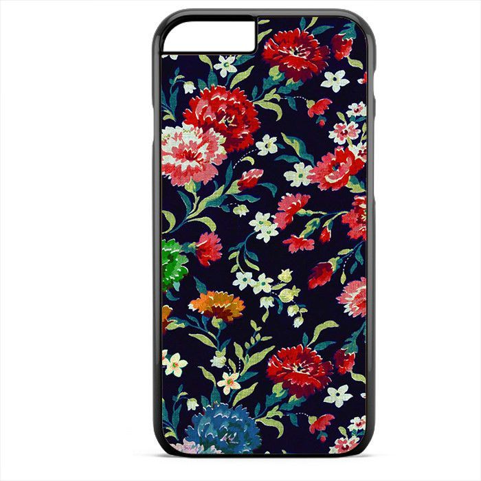 Rose Flower Floral Vintage Phonecase For Iphone 4/4S Iphone 5/5S Iphone 5C Iphone 6 Iphone 6S Iphone 6 Plus Iphone 6S Plus