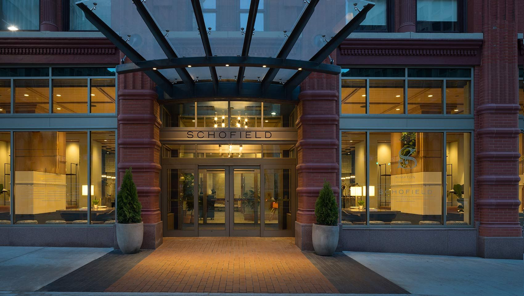 Downtown Cleveland Hotel Kimpton Schofield Hotel Cleveland Hotels Downtown Cleveland Hotels Ohio Hotels