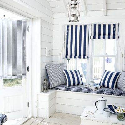 deko » schlafzimmer gemütlich dekorieren - tausende bilder von ... - Wohnzimmer Maritim Gestalten