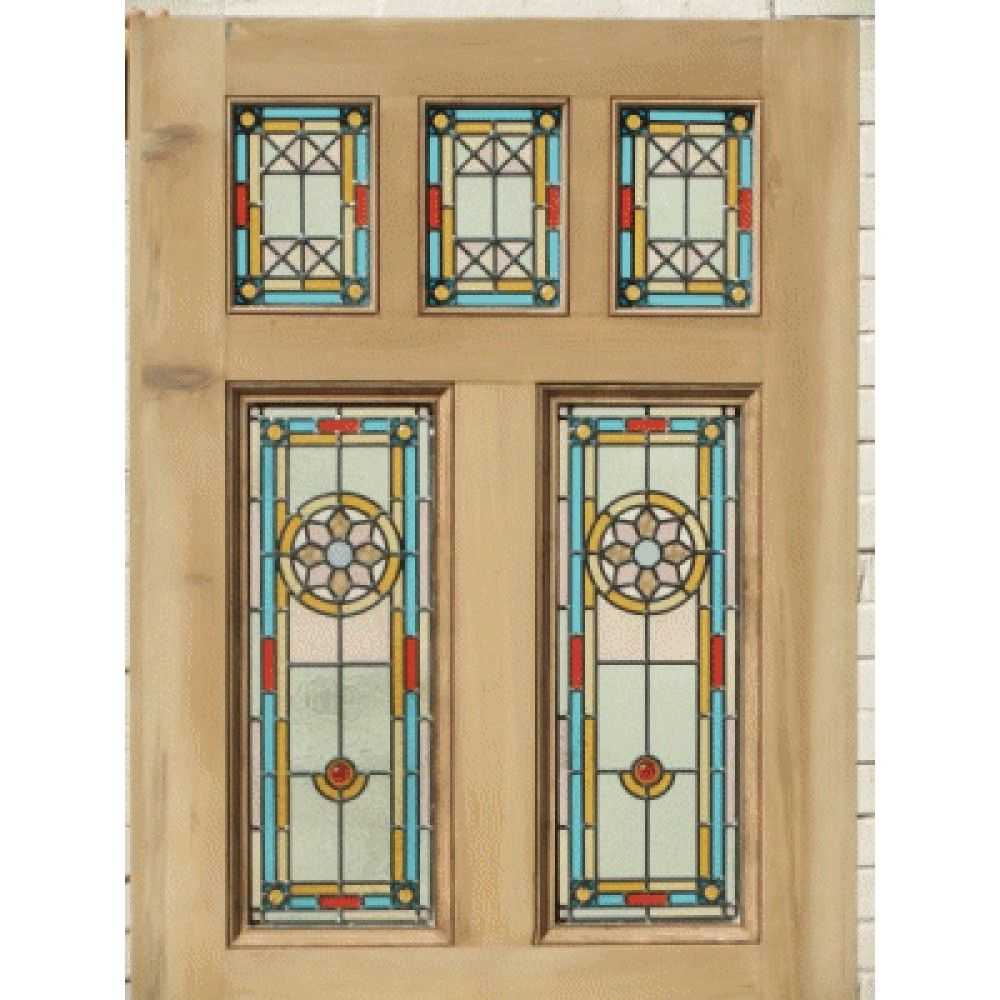 stained glass doors victorian google search burnside