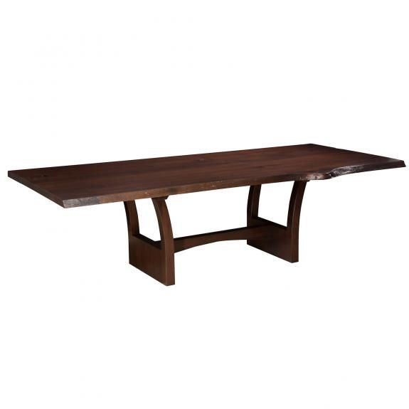 Kodiak Large Dining Table | Contemporary Dining Room Tables | Clear Creek  Amish Furniture