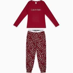 Calvin Klein Pyjama-Set mit Hose L Calvin KleinCalvin Klein