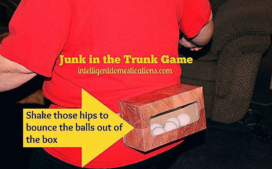 Photo of Family Friendly Party Games